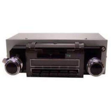 Chevelle Radio, AM/FM/Ipod, Stereo, Reproduction, 1969