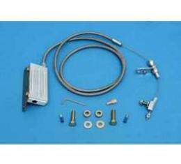 Chevelle Kick down Kit, Electric, Automatic Transmission, Turbo Hydra-Matic TH400, Hi-Tech, Lokar, 1964-1972