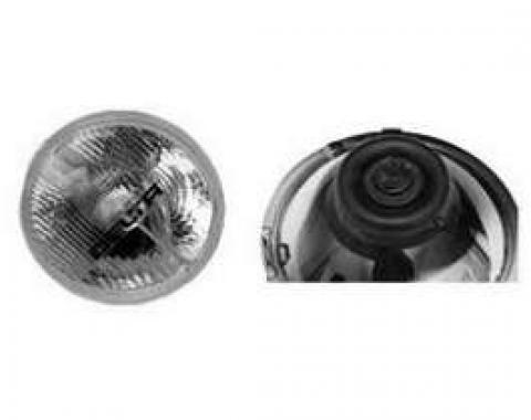 Chevelle Halogen Headlights, Delta, 1971-1972