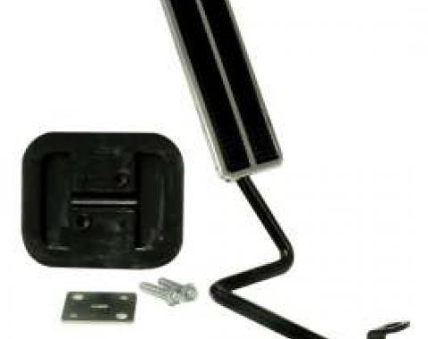 Chevelle Gas Pedal Pad & Linkage Assembly, 1970-1972