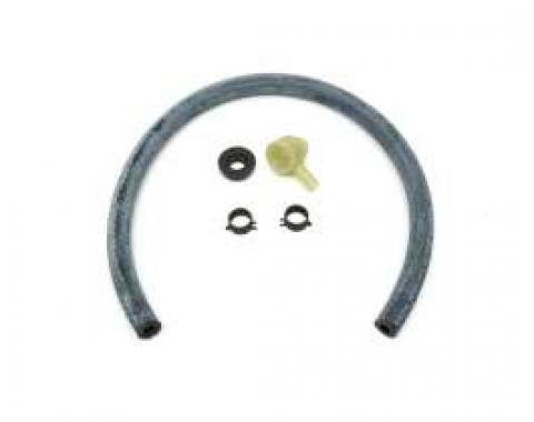 Chevelle Power Brake Booster Vacuum Hose Kit, Big Block, 1965-1966