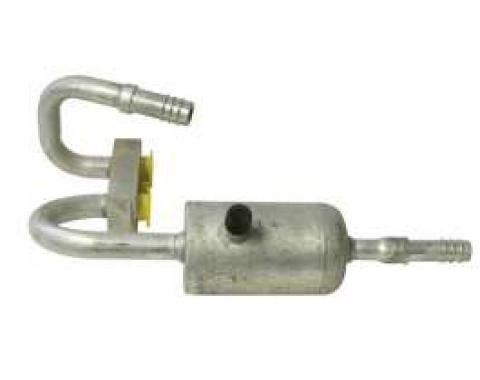 Chevelle Air Conditioning Muffler & Hose Assembly, Small Block, 1969-1970 & Big Block, 1970