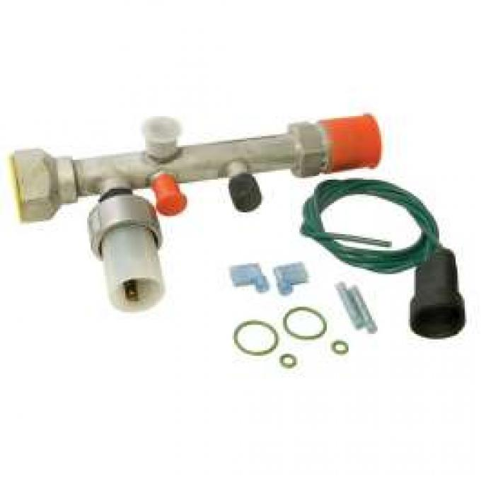 Chevelle Air Conditioning Pilot Operated Absolute (POA) Valve Update Kit, R-12, 1966-1972