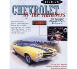 Chevelle Book, Chevrolet By The Numbers, 1970-1975