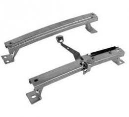 Chevelle Bucket Seat Track Assembly, Right, 1968-1972