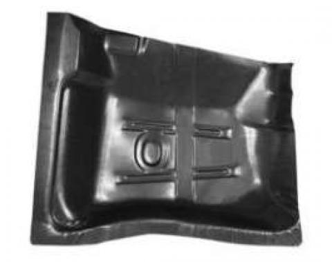 Chevelle Floor Pan, Rear Left, 1964-1972