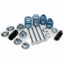 Chevelle Drum Brake Shoe Mounting Hardware Kit, Rear, 1967-1972