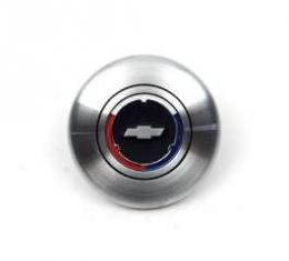 Chevelle Horn Button Assembly, Wood Steering Wheel, Bowtie Emblem, 1967-1972