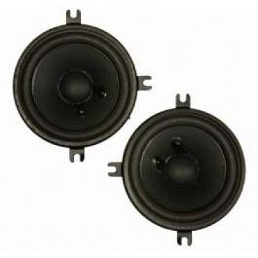 Chevelle Front Corner Dash Speakers, Ken Harrison, Direct Replacement, 1978-1983