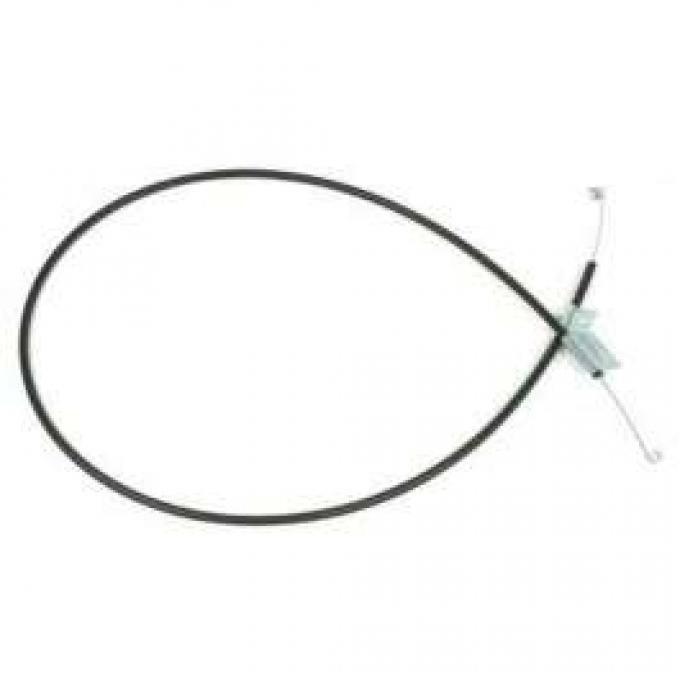 Chevelle Heater & Air Conditioning Control Cable, Temperature, 1966