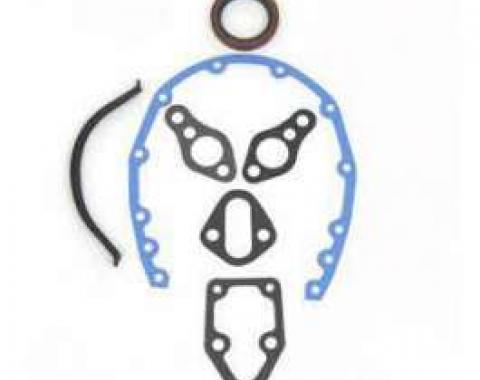 Chevelle & Malibu Timing Cover Gasket Set, Small Block,1964-1983