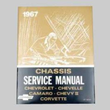 Chevelle Shop Manual, 1967
