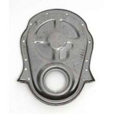 Chevelle Timing Chain Cover, Big Block, Unplated Steel, 1969-1972