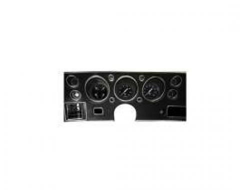 Chevelle Classic Instruments Hot Rod Custom Gauge Package, 1970-1972