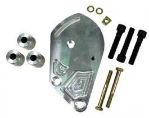 Chevelle & Malibu Power Steering Pump Bracket, For Type II Pumps, Big Block, 1964-1983
