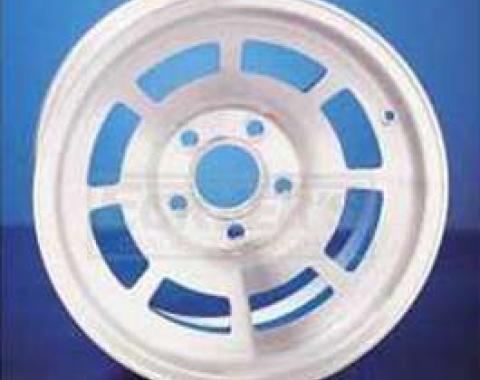 Corvette-Style Aluminum Replacement Wheel