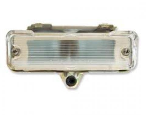 Chevelle Back-Up Light Assembly, Left Or Right, 1965 & 1967
