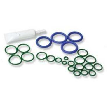 Chevelle Air Conditioning System O-Ring Kit, Complete, 1964-1972