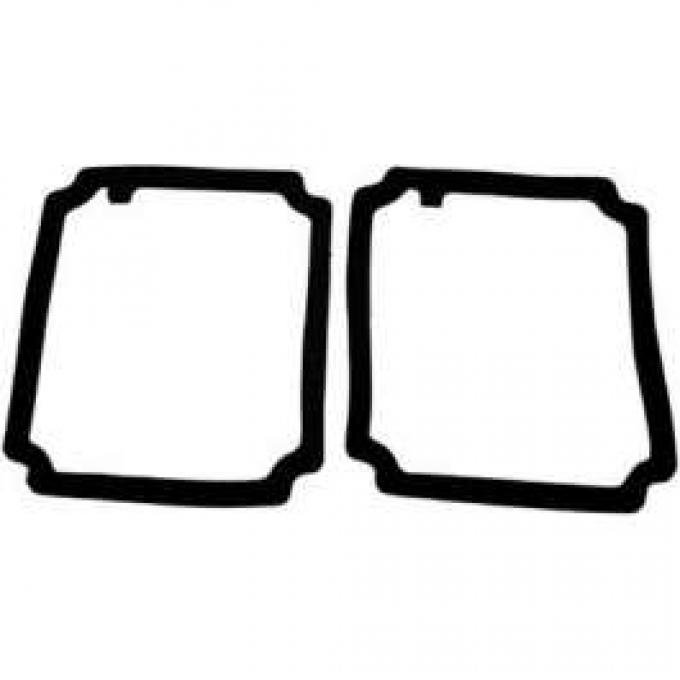 Chevelle Lens Gaskets, Taillight, Wagon, 1967
