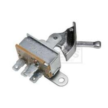 Chevelle Fan Blower Switch, For Cars With Air Conditioning,1966-1967