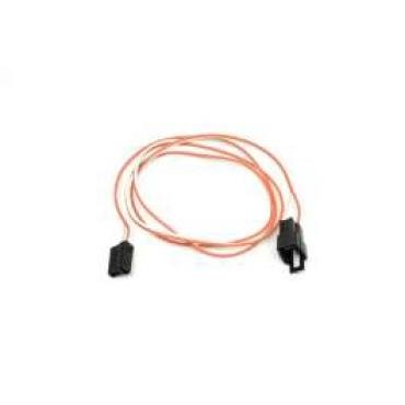 Chevelle Center Console Extension Wiring Harness, For Cars With Manual Transmission, 1968-1972