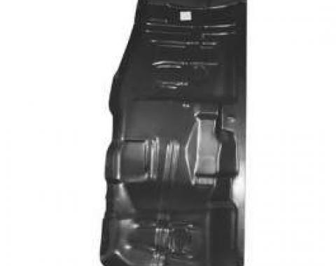 Chevelle Floor Pan, Full Length, Right, 1968-1972