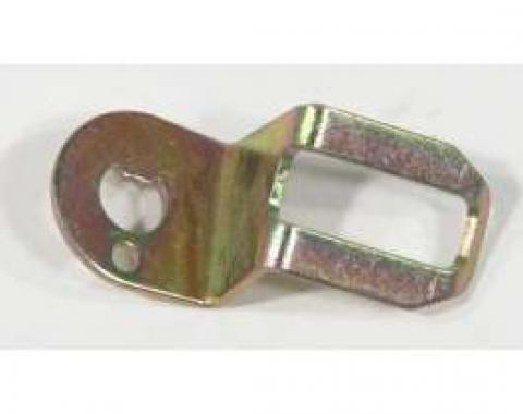 Chevelle Door Lock Pawl, 2-Door Coupe, Left, 1968-1972