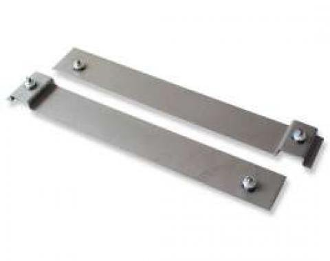 Chevelle Bench To Bucket Seat Conversion Mounting Brackets,1964-1972