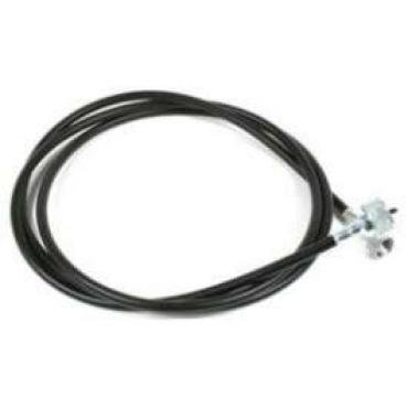 Chevelle Speedometer Cable, With Cruise Control, Lower Cable, 74-7/8 Inches, 1973-1975