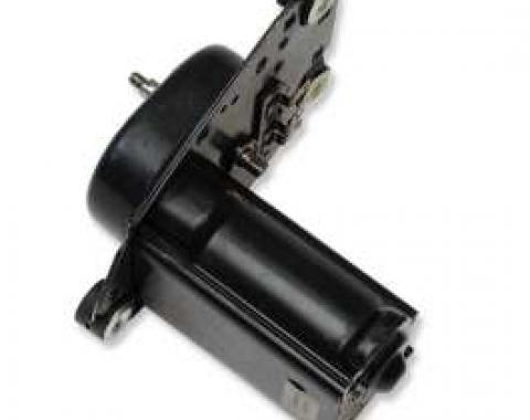 Chevelle Windshield Wiper Motor, For Cars Without Hidden Wiper Arms, 1968-1972