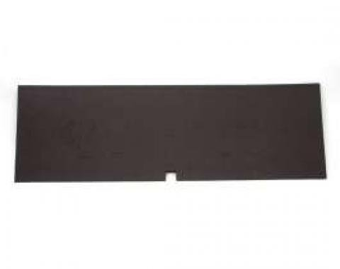 Chevelle Trunk Divider Panel, Convertible, 1968-1972