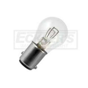 Chevelle Light Bulb, Parking, Tail, Stop & Turn Signal, Clear, Type 1157, 1964-1972