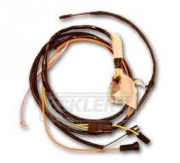 Chevelle Engine Wiring Harness, Big Block, For Cars With Factory Gauges & Without Air Conditioning, 1966