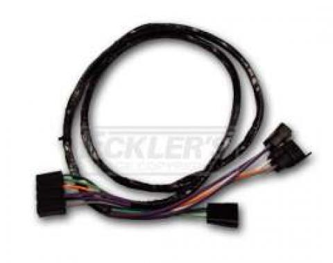 Chevelle Center Console Extension Wiring Harness, For Cars With Automatic Transmission, 1969-1972