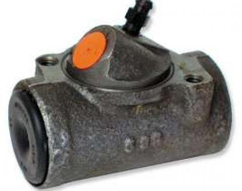 Chevelle Drum Brake Wheel Cylinder, 1-1/8, Left, Front, 1968-1972