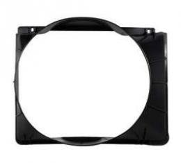 Chevelle Fan Shroud, Small Block, For Cars With Air Conditioning Or Heavy-Duty Radiator, 1969-1970