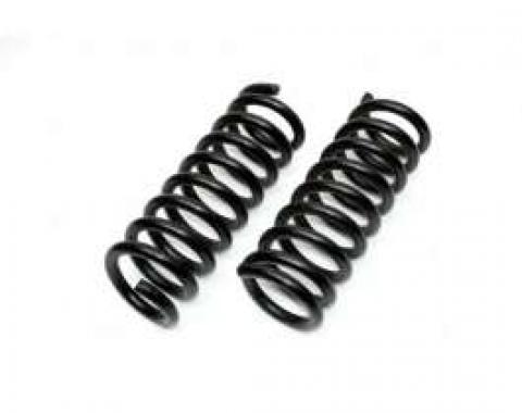 Chevelle Coil Springs, Front, Negative Roll BB, 1971-1972