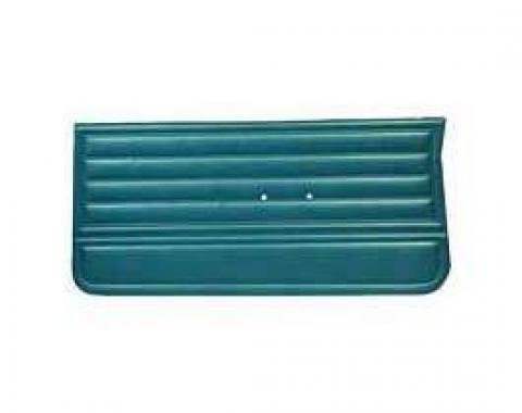 PUI Chevelle Front Door Panels, Standard, Coupe & Convertible, 1965