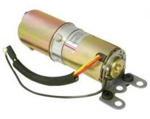 Chevelle Convertible Top Motor & Pump, With 3 Mounting Holes, 1967-1972