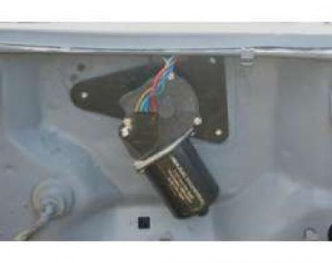 Chevelle Electric Wiper Motor, Replacement, With Delay Switch, 1964-1965