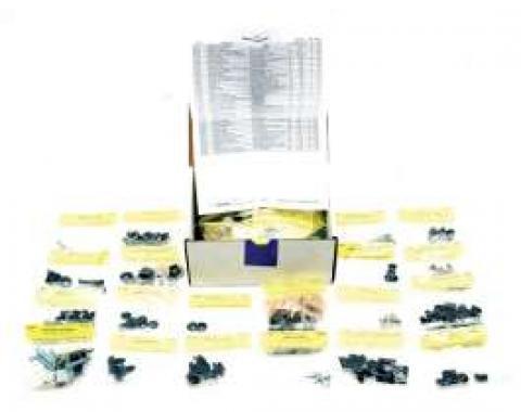 Chevelle Master Body Assembly Hardware Kit, 1968