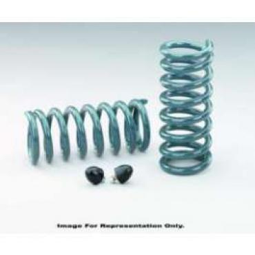 Malibu Hotchkis Performance Front Springs, Small Block Or Big Block With Aluminum Heads, 1978-1983