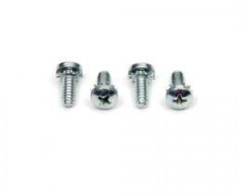 Chevelle Parking Light Assembly Mounting Screws, 1967-1969