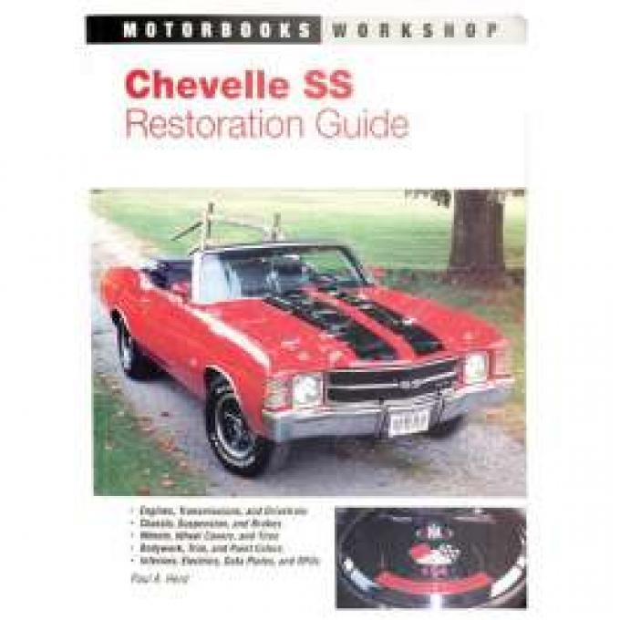 Chevelle Literature, Chevelle SS Restoration Guide, 1964-1972