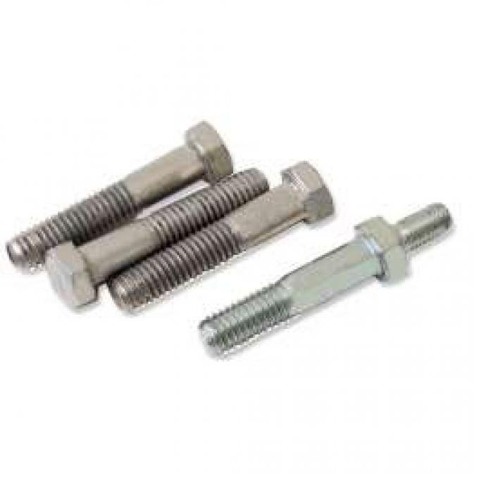 Chevelle Water Pump Mounting Bolts, Big Block, 1965-1972