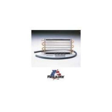 Chevelle Automatic Transmission Oil Cooler, Universal, 7-1/2 x 20 x 3/4, TransLife, Flex-a-lite, 1964-1972