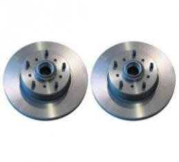 Right Stuff Brake Rotor for 4 Piston Caliper; Sold as a Pair BR69C2