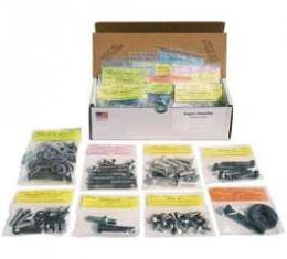 Chevelle Master Body Assembly Hardware Kit, 1971-1972
