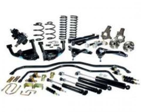 Chevelle Suspension Kit, Complete Performance Package, 1964-1967