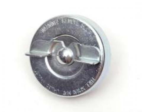 Chevelle Gas Cap, Non-Vented, For Cars Except Wagons, 1964-1969